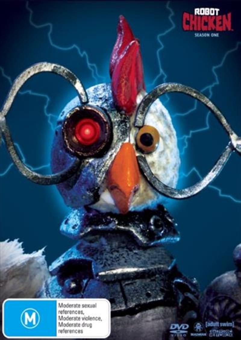 Robot Chicken - Season 01 | DVD
