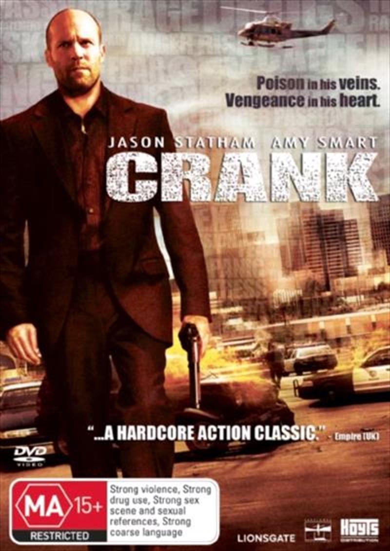 Crank | DVD