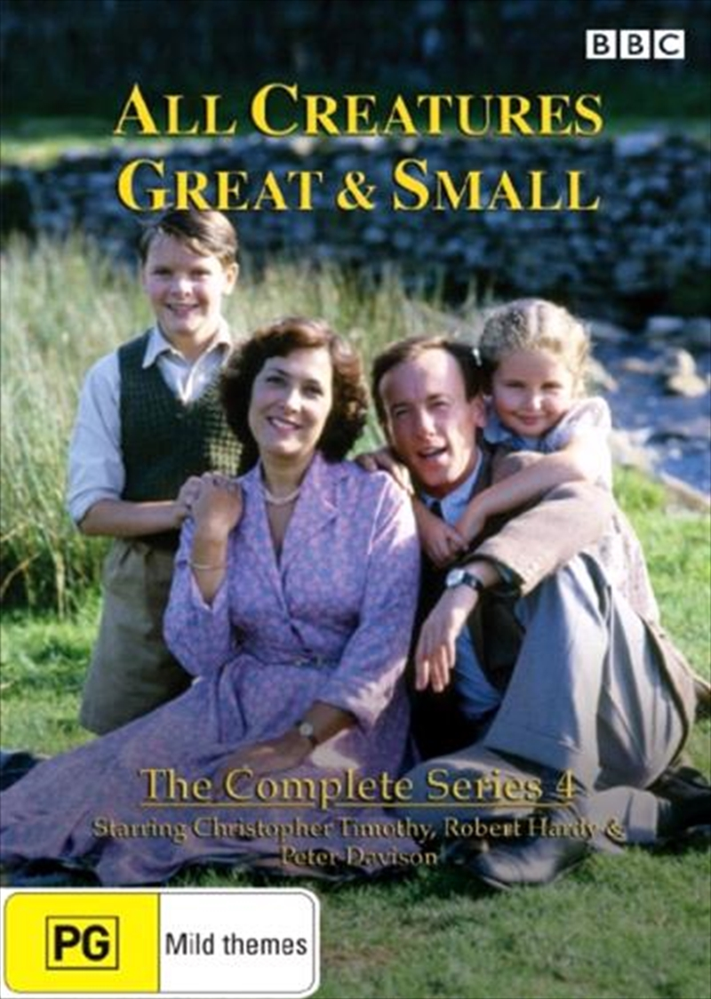 All Creatures Great And Small - Series 04 | DVD