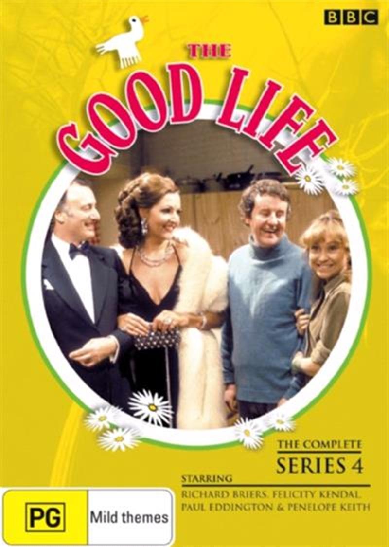 Good Life - Series 4   DVD