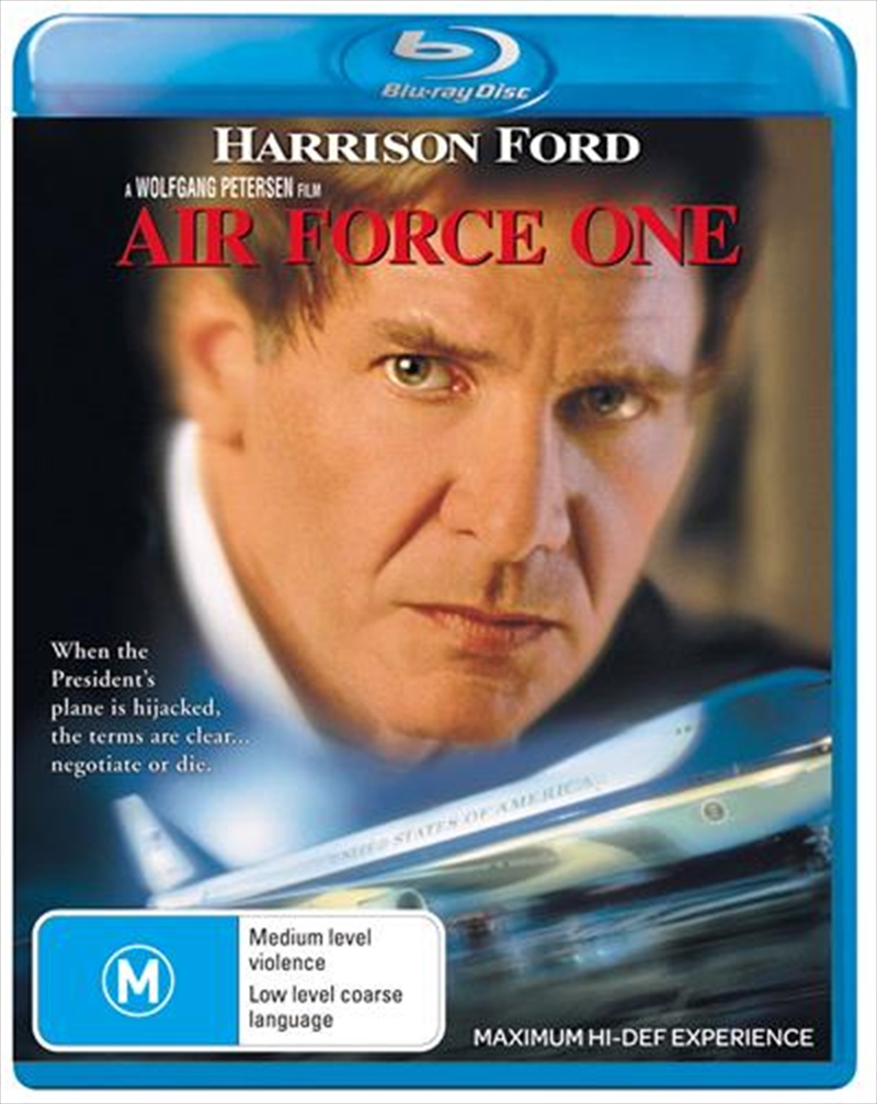 Air Force One - Special Edition | Blu-ray