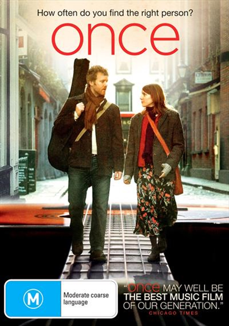 Once | DVD