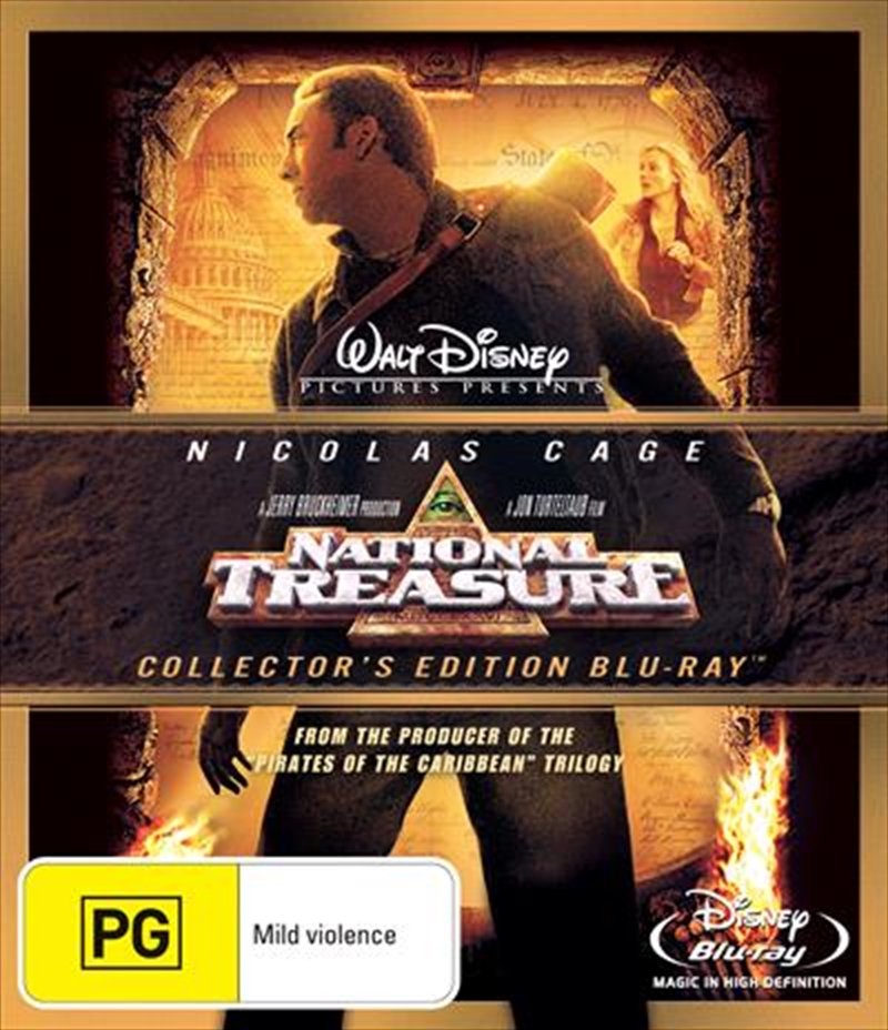 National Treasure | Blu-ray
