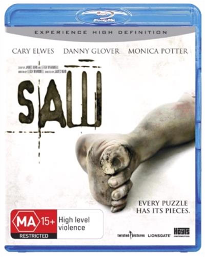 Saw | Blu-ray