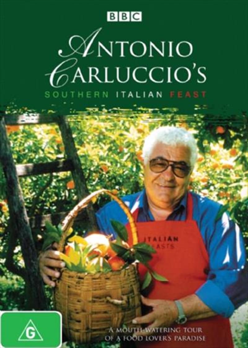 Antonio Carluccio's Southern Italian Feast | DVD