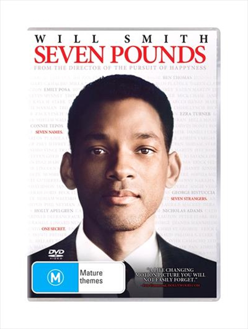 Seven Pounds | DVD