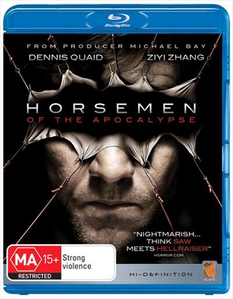 Horsemen Of The Apocalypse, The | Blu-ray