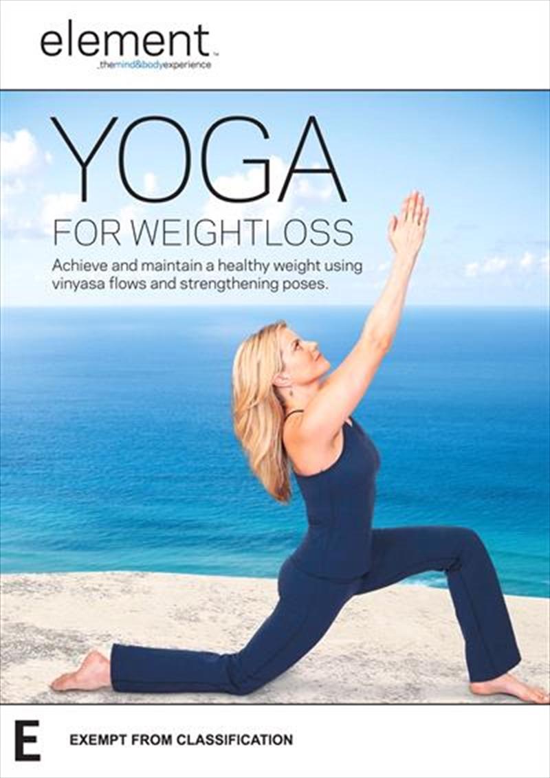 Element - Yoga For Weightloss   DVD