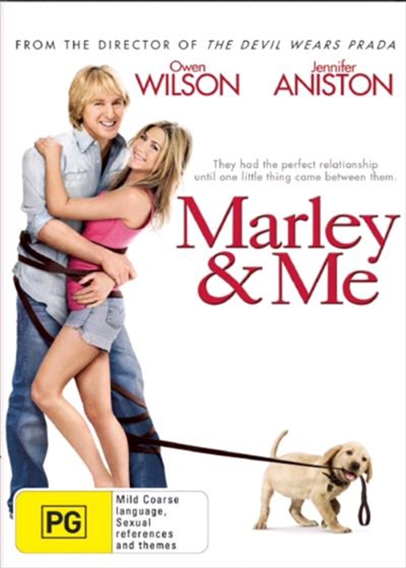 Marley and Me | DVD