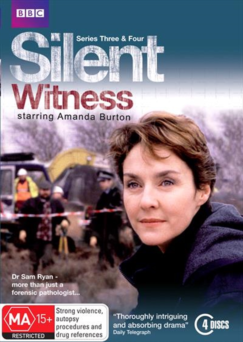 Silent Witness - Series 03, 04 | DVD