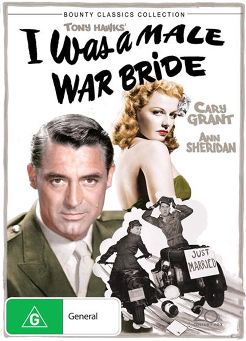 I Was A Male War Bride | DVD