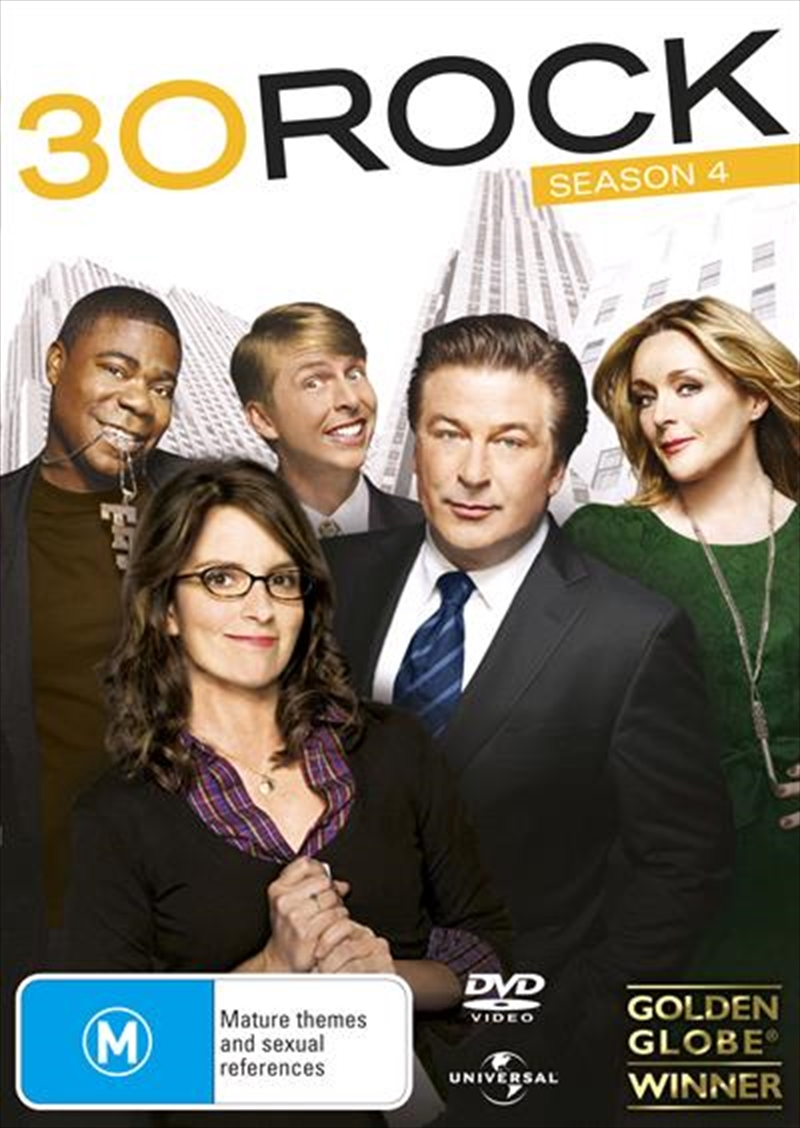 30 Rock - Season 4 | DVD