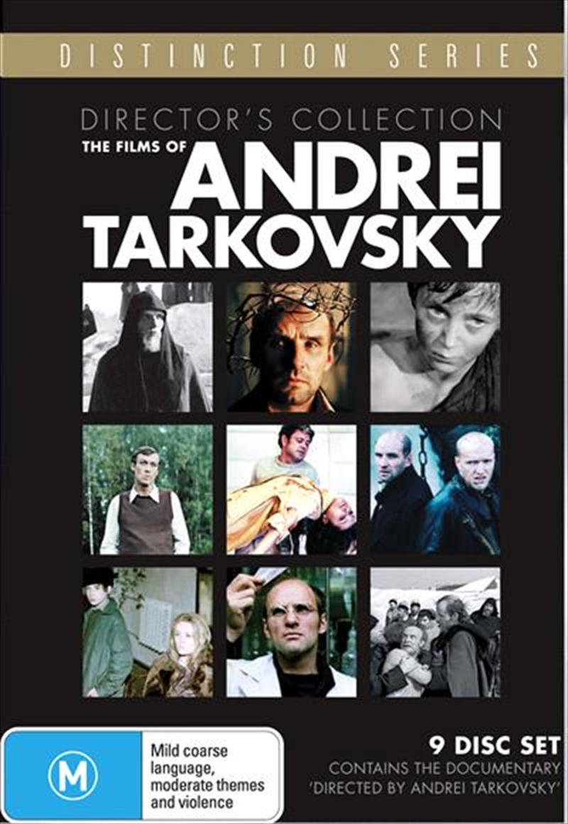 Films Of Andrei Tarkovsky: Director's Collection | DVD