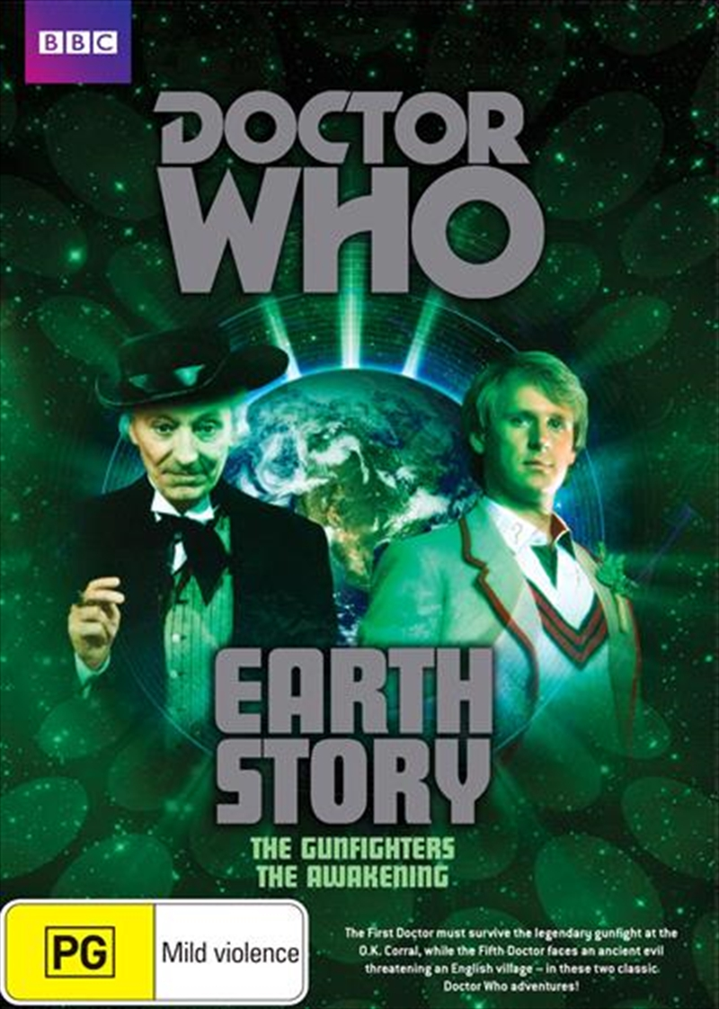 Doctor Who - Earth Story | DVD