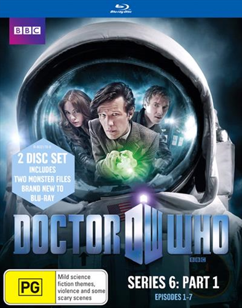 Doctor Who - Series 06 - Part 01 | Blu-ray