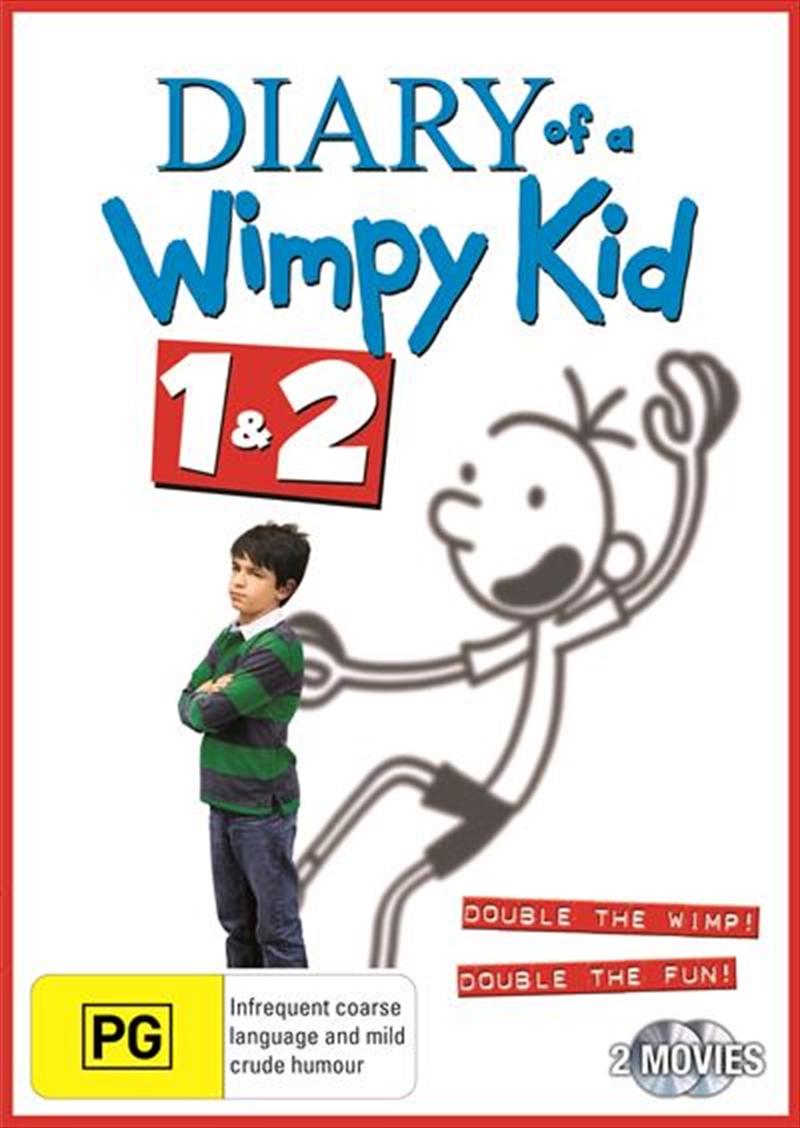 Diary Of A Wimpy Kid / Diary Of A Wimpy Kid 2