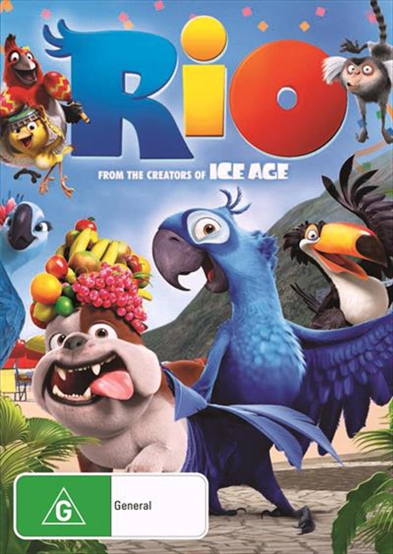 Rio | DVD