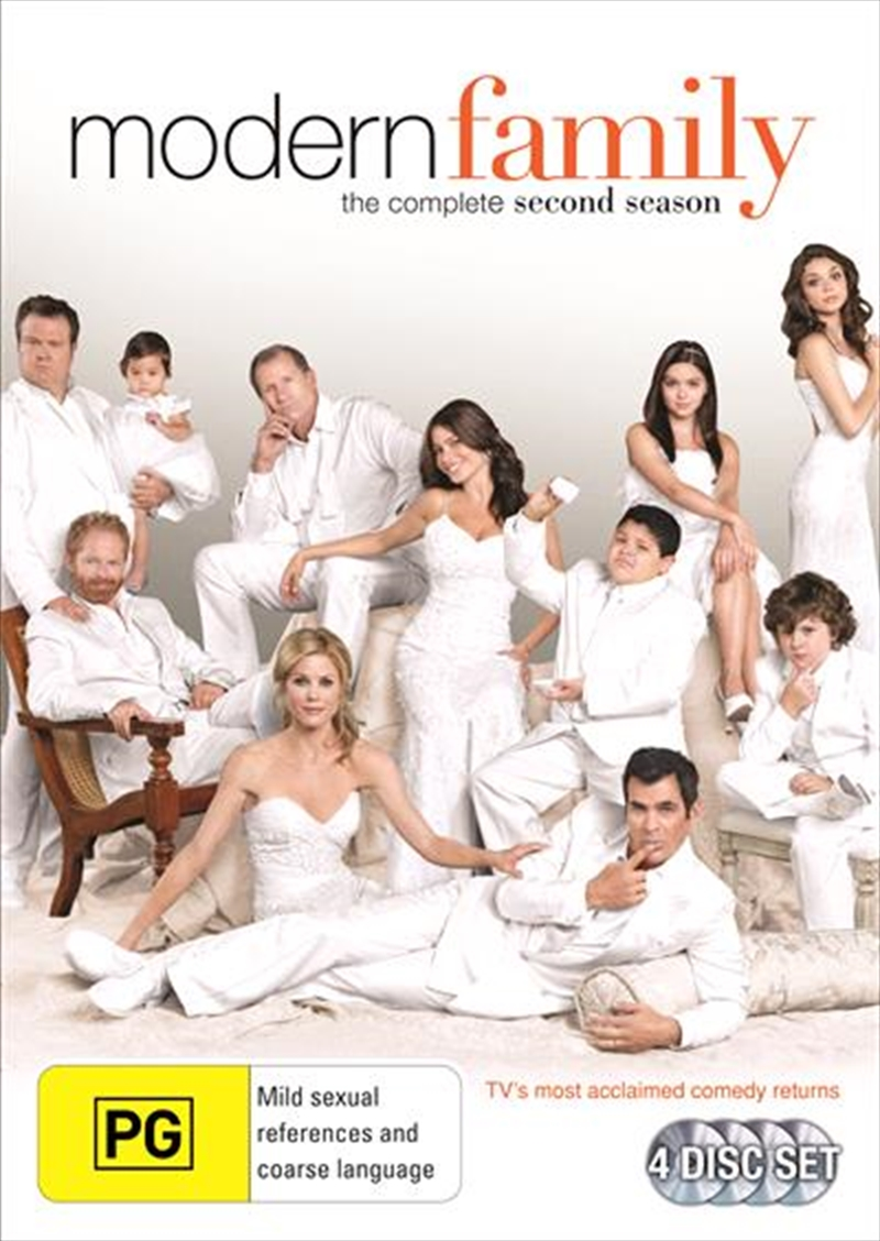 Modern Family - Season 2 | DVD