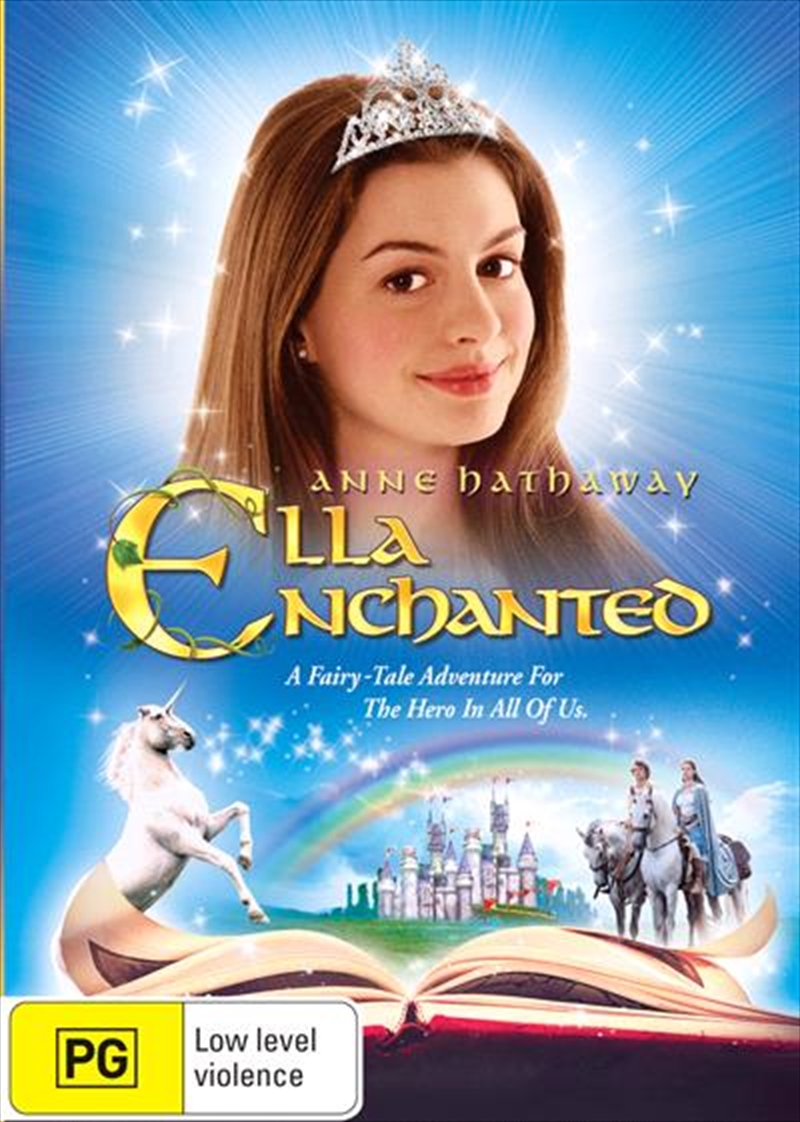 Ella Enchanted | DVD