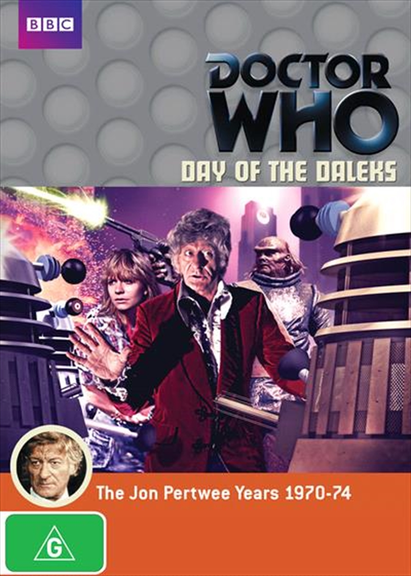 Doctor Who - Day Of The Daleks, The | DVD