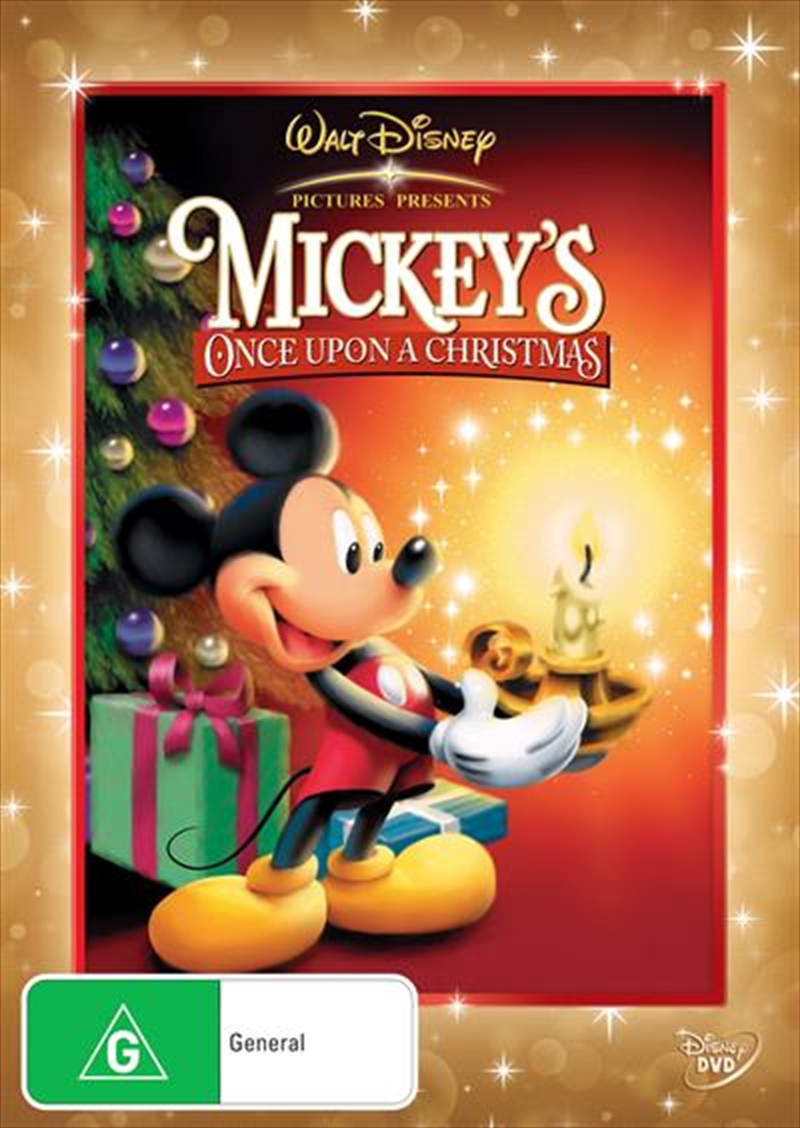 Mickey Once Upon A Christmas.Mickey S Once Upon A Christmas