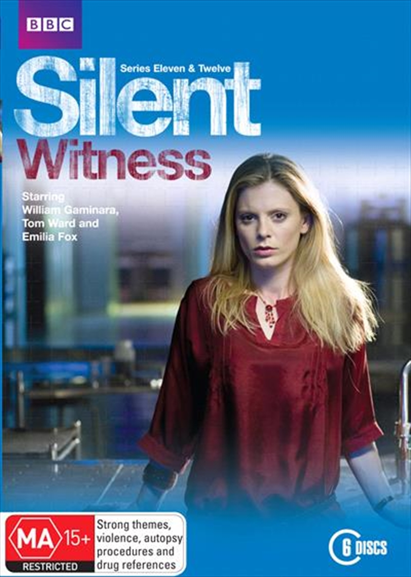 Silent Witness - Series 11-12 | DVD