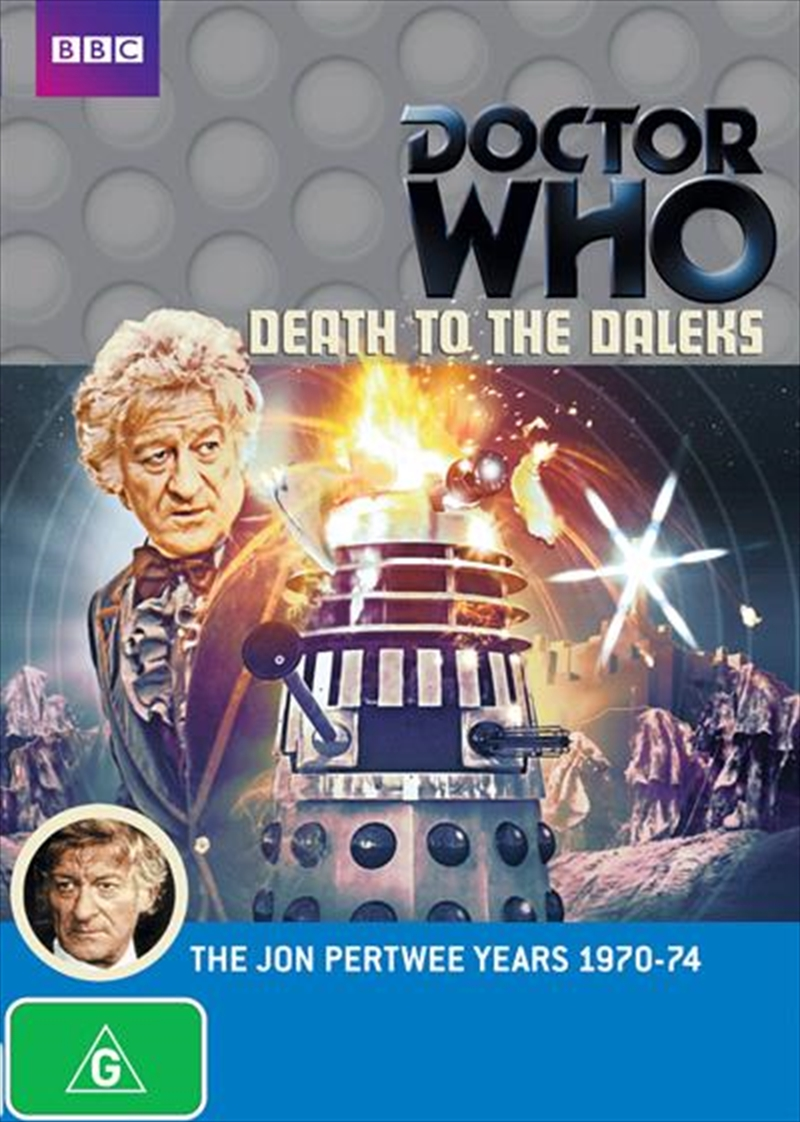 Doctor Who - Death To The Daleks | DVD