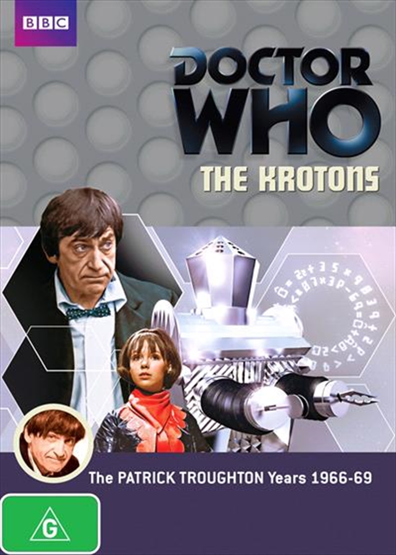 Doctor Who - The Krotons | DVD