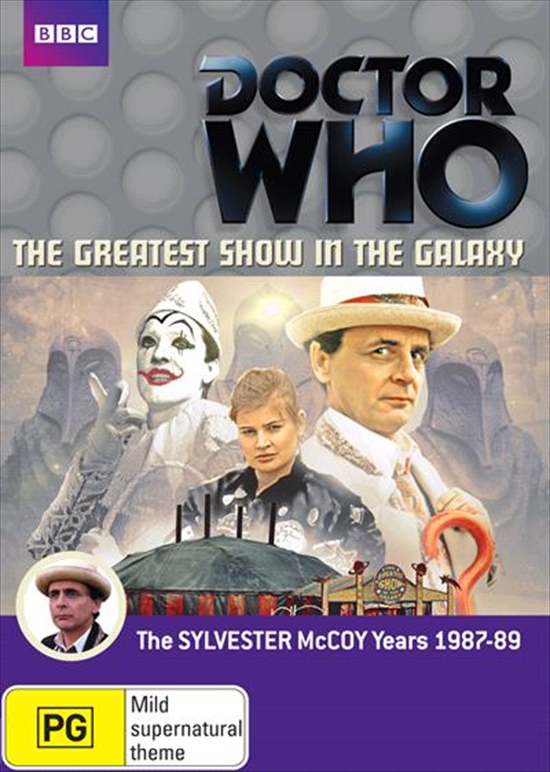 Doctor Who - The Greatest Show In The Galaxy | DVD