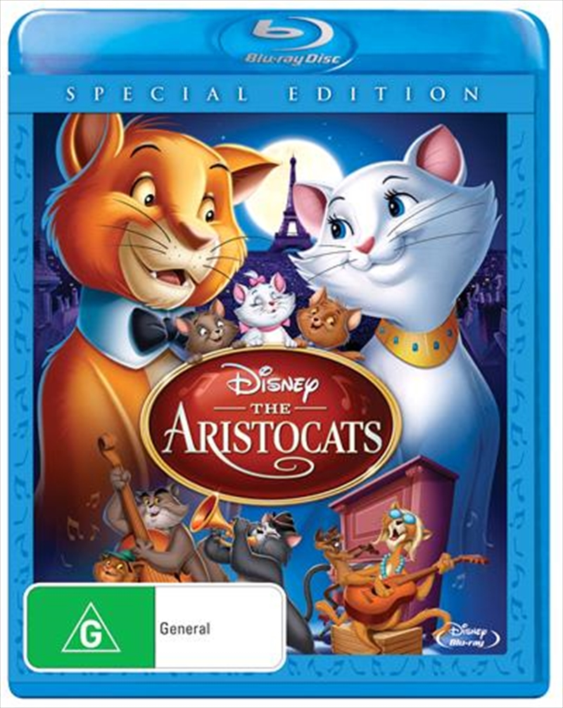 Aristocats: Special Edition | Blu-ray
