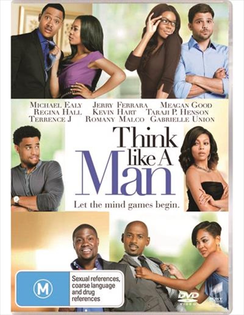 Think Like A Man | DVD
