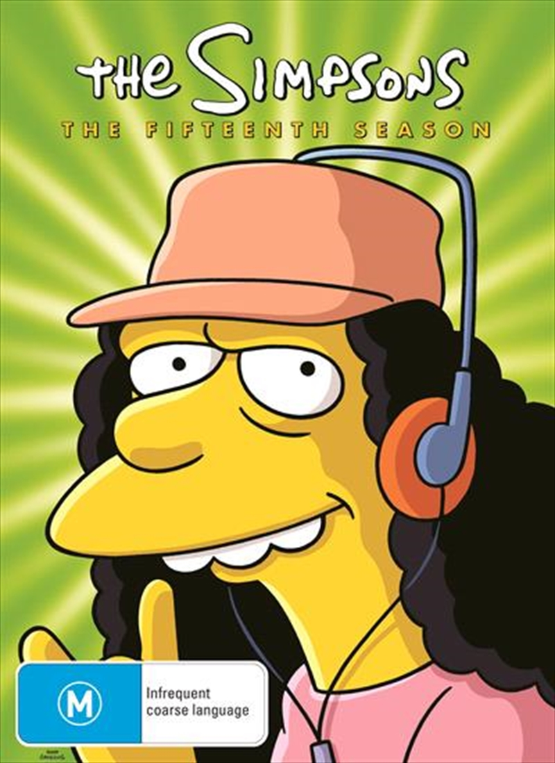 Simpsons, The - Season 15 | DVD