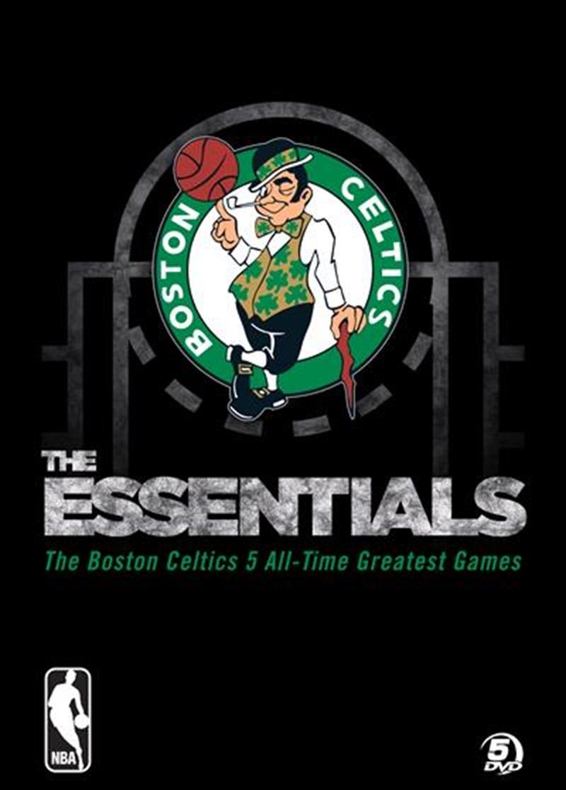 NBA Essentials: Boston Celtics   DVD