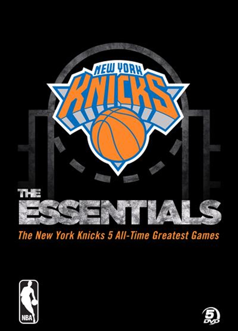NBA Essentials: New York Knicks | DVD