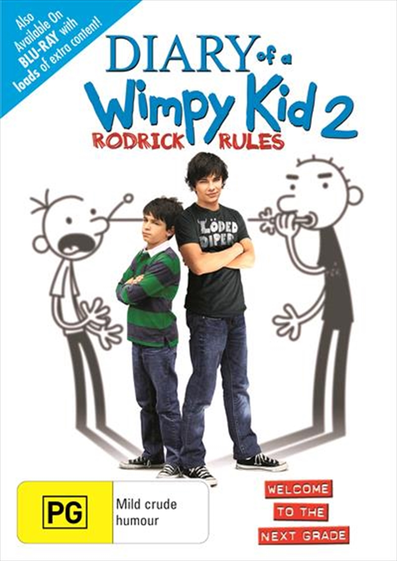 Diary Of A Wimpy Kid 2 | DVD