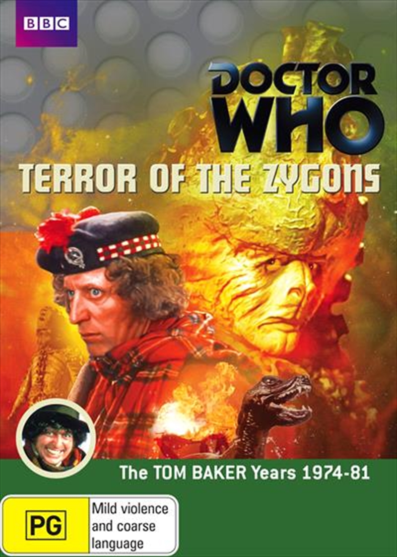 Doctor Who - Terror Of The Zygons | DVD
