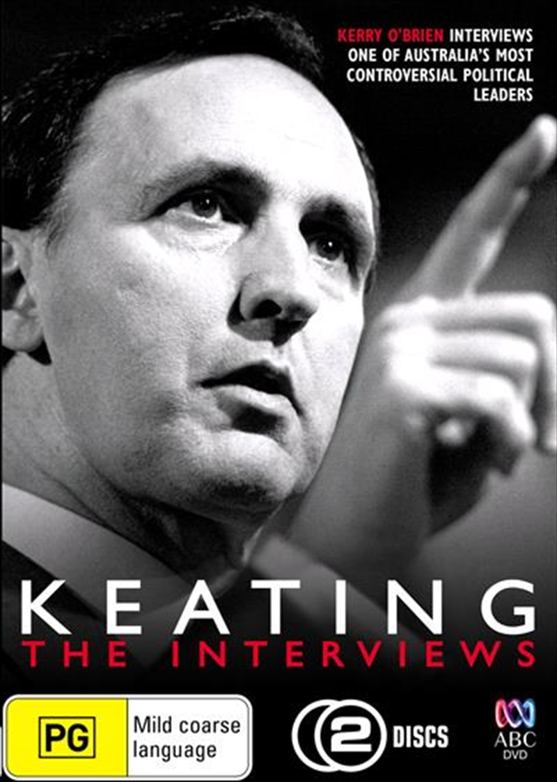 Keating - The Interviews | DVD