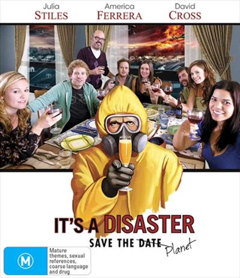 It's A Disaster | Blu-ray