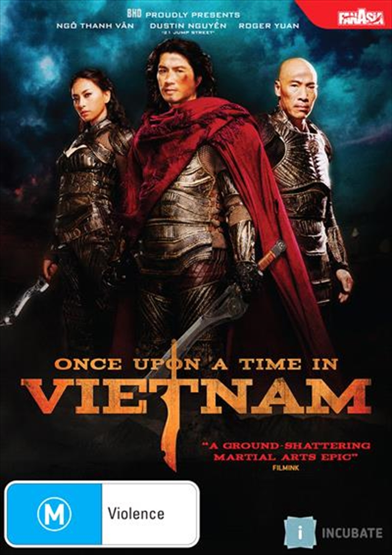 Buy Once Upon A Time In Vietnam On Dvd Sanity