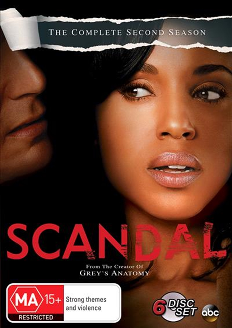 Scandal - Season 2 | DVD