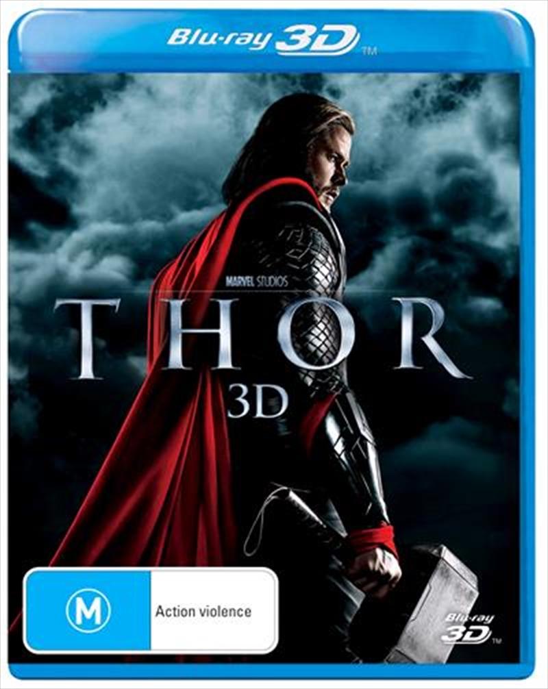 Thor | Blu-ray 3D