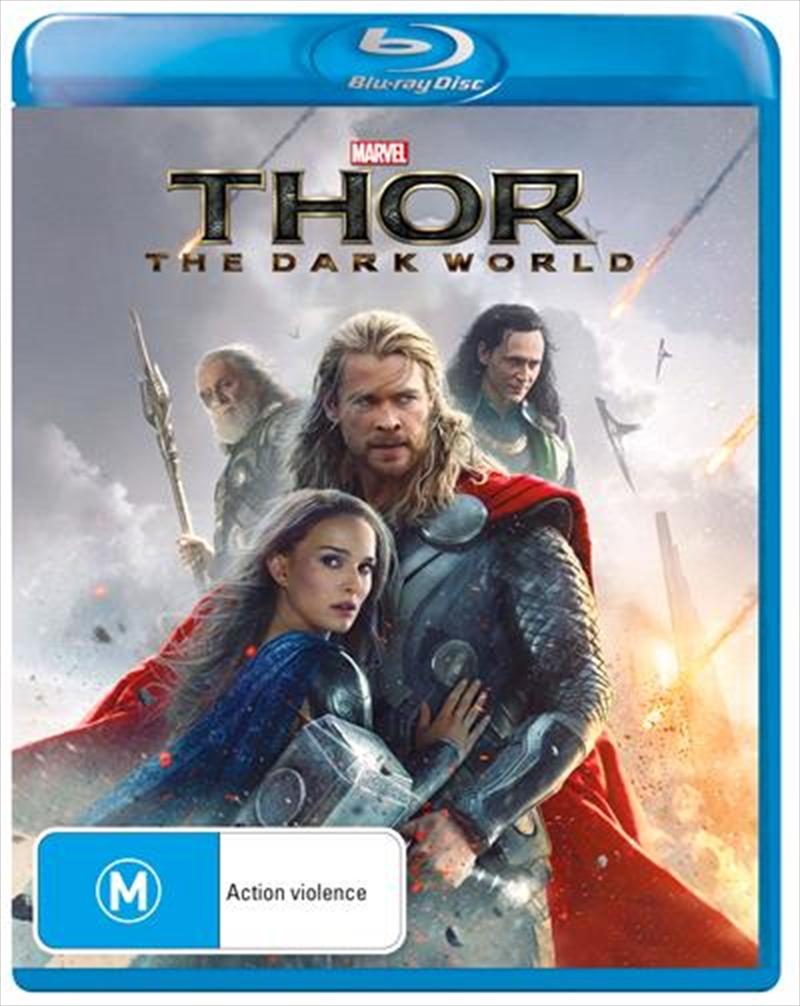 Thor - The Dark World | Blu-ray