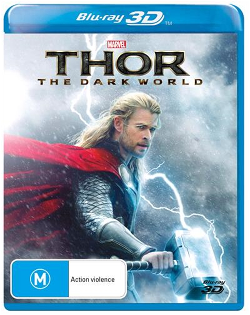 Thor - The Dark World | Blu-ray 3D
