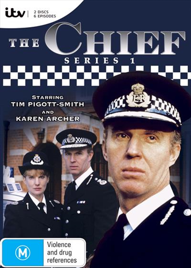 Chief - Series 1, The   DVD