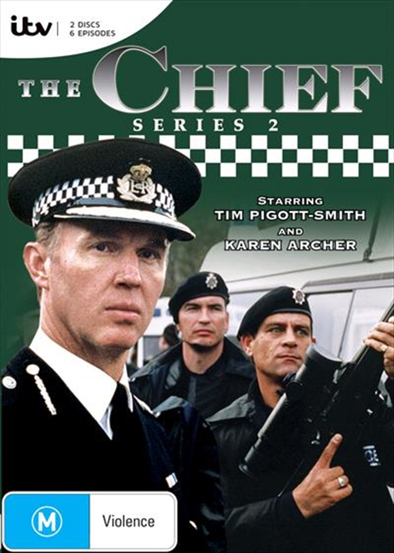 Chief - Series 2, The | DVD
