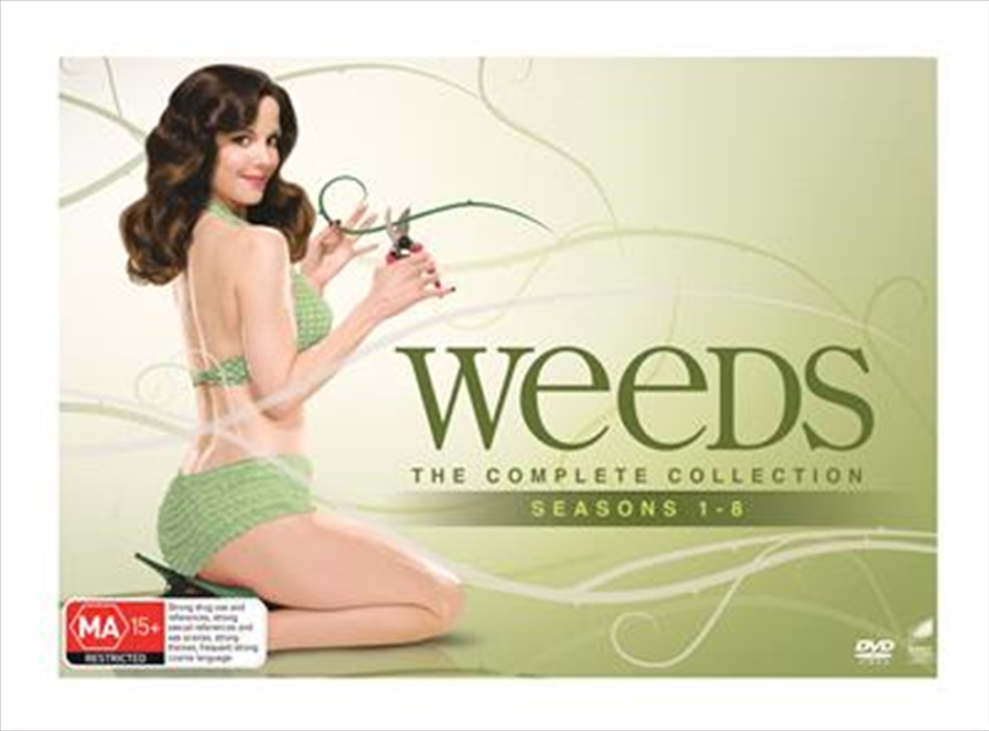 Weeds - Season 1-8 | Boxset | DVD