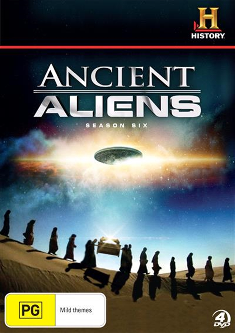 Ancient Aliens - Season 6 | DVD