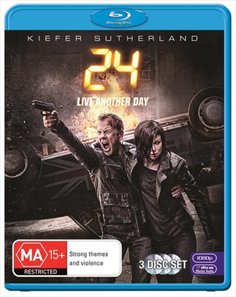 24 - Live Another Day - Season 9 | Blu-ray