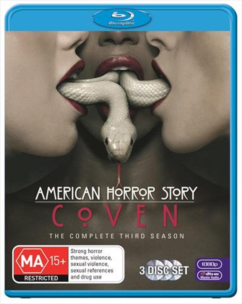 American Horror Story - Coven - Season 3