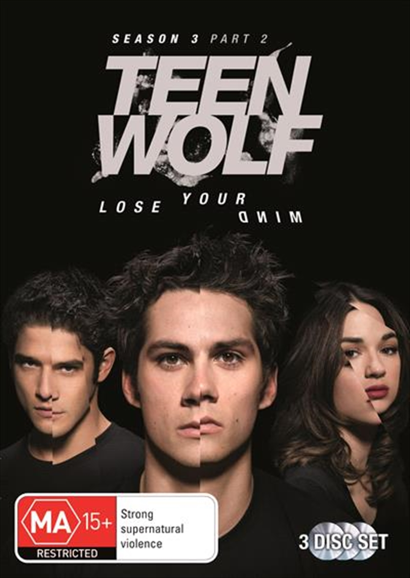 Teen Wolf - Season 3 - Part 2 | DVD